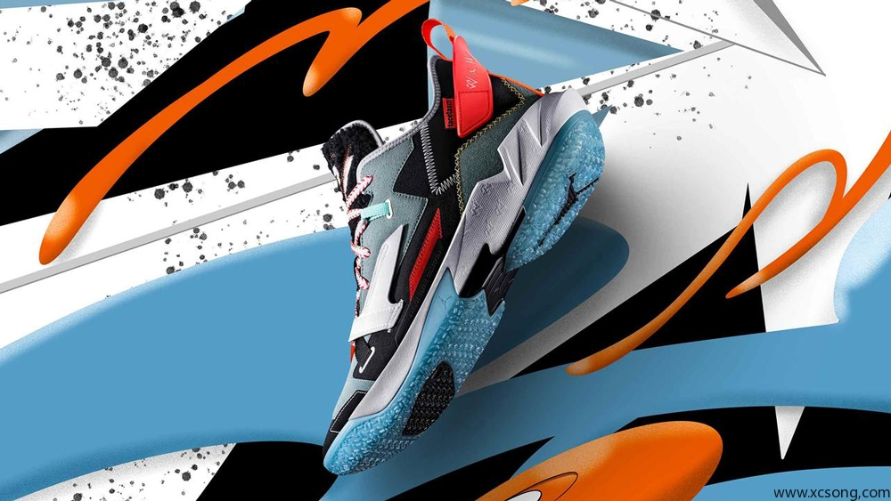 RUSSELL WESTBROOK 全新签名鞋款 WHY NOT? ZER0.4 首波发表 FACETASM 联名系列
